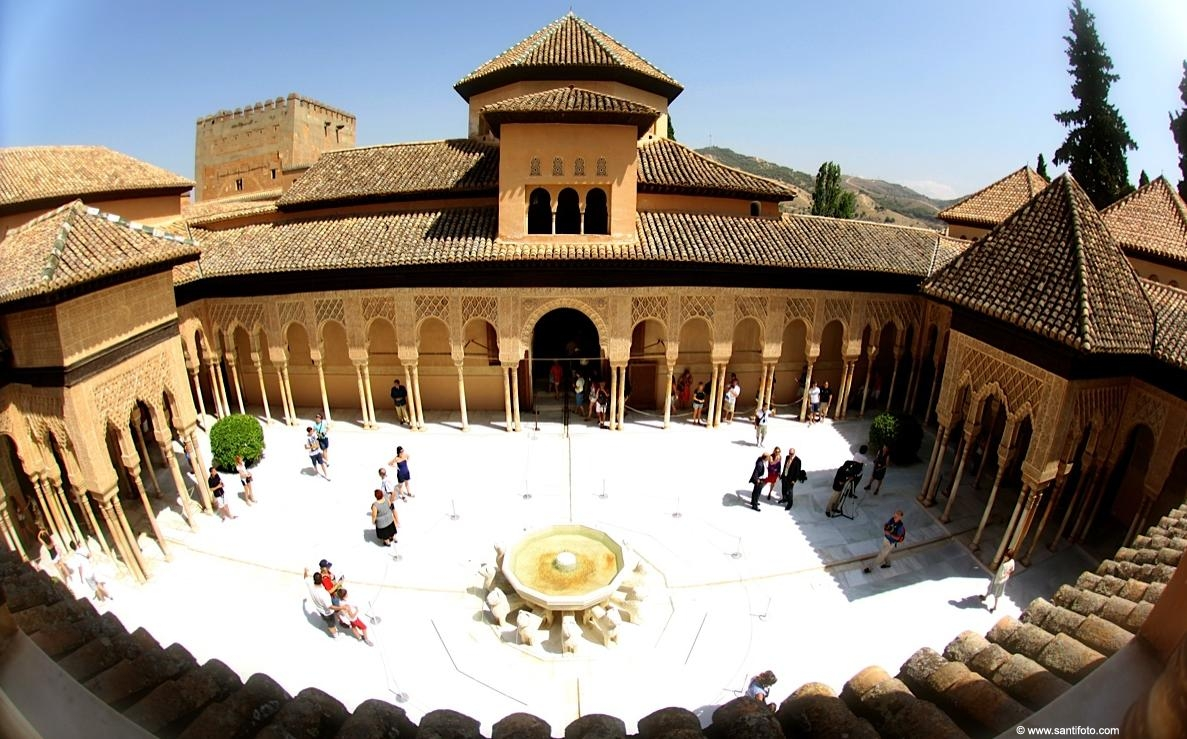 Book your Alhambra guided tour online  It includes tickets