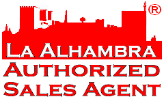 authorised agent alhambra