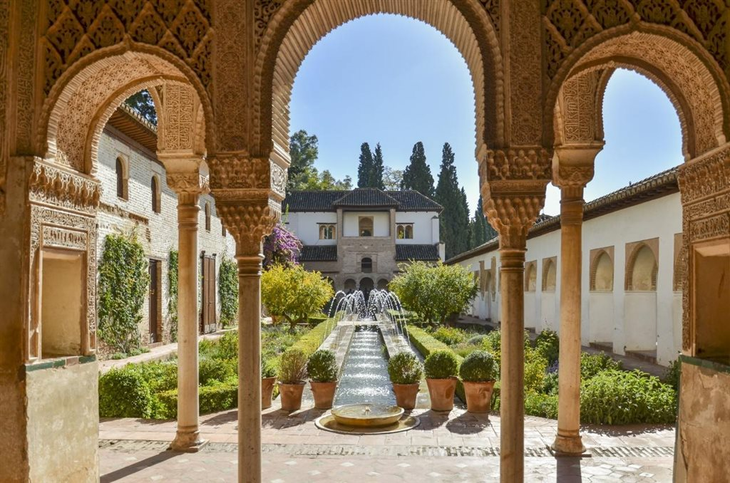 Information Alhambra and the Generalife of Granada  Reserve