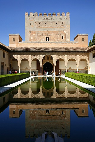 booking alhambra granada