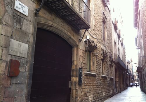 Ruta fantasmas Barcelona tour visitas paseo excursion