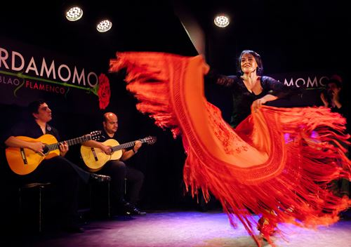 Show flamenco Cardamomo, show flamenco madrid, tablao flamenco madrid