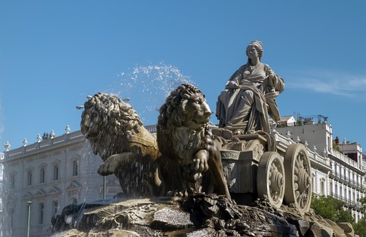 Excursions, visits, trips, attractions, tours and things to do in Madrid Spain